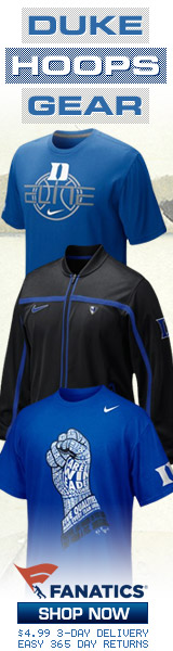 Shop for Duke Blue Devils Fan Gear at Fanatics