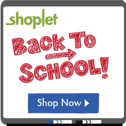 back to school sale supplies K High College