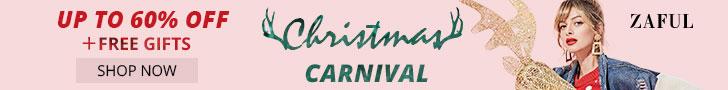 ZAFUL, Christmas Promotion