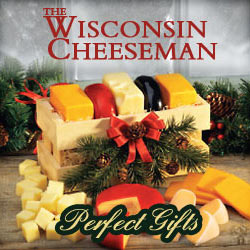 The Wisconsin Cheeseman - Perfect Gift