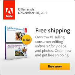 Photoshop Elements 8 & Premiere Elements 8 Bundle