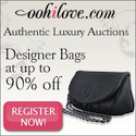 90% Off Designer Bags with Ooh I Love