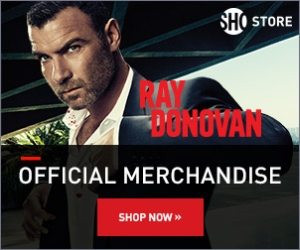 Buy official Ray Donovan merchandise at the Showtime Store Today!