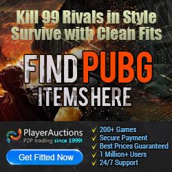 PUBG Items