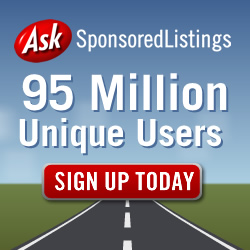 Try Ask Sponsored Listings