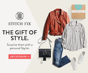 stitch fix the gift of style