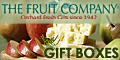 Delicious Gift Boxes from The Fruit Company