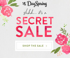 DaySpring Secret Sale