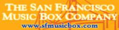San Francisco Music Box Company Gifts