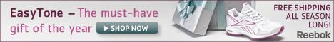 Free Shipping From Reebok All Season Long