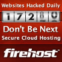 Firehost: Don't get hacked. Secure cloud hosting.