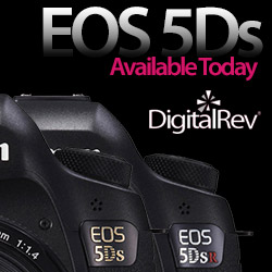 Image for Canon 5Ds Available TODAY!