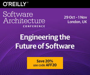 O'Reilly Software Architecture Conference in London 2018