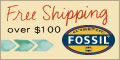 Fossil watches - Free Shipping