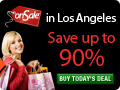 www.OnSale.com Daily Deal Coupon site LOS ANGELES
