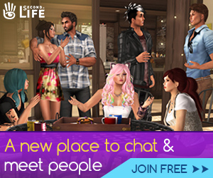 Meet, Chat & Make New Friends at Second Life Chat Hot Spots!