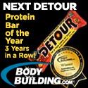 Detour Protein Bars
