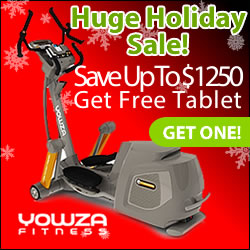 Get your Captiva Elliptical Today!