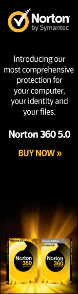 Norton 360 Version 6.0 for Computer, Identity and File Protection