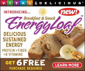 New EnergyLoaf- Get 6 Free