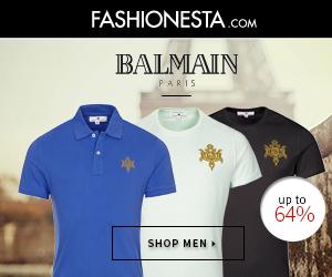 Balmain outlet for men