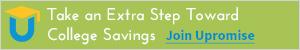 Take an Extra Step Toward College Savings