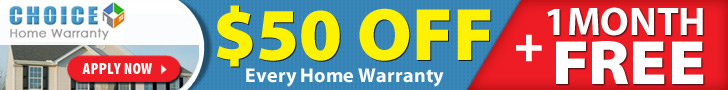 300x65 Get $50 Off Every Home Warranty