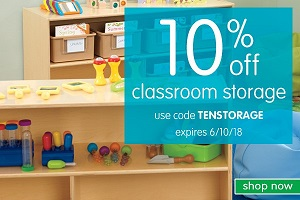 Save 10% Off Classroom Storage + Free Shipping On Orders Over $99 At DiscountSchoolSupply.com! Use C