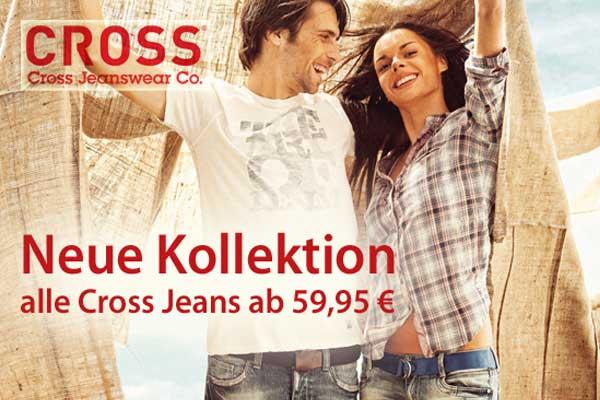 Cross Jeans ab 59,95 online kaufen jeanswelt.de