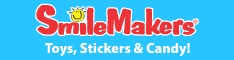 SmileMakers - Toys, Stickers & Candy