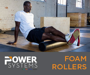 PowerSystems Foam Rollers are a favorite of CO2Fit