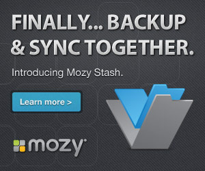 Backup + Sync Together