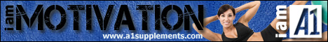 A1Supplements.com - i am MOTIVATION. i am A1.