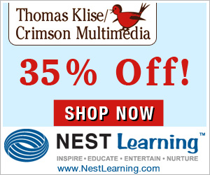 35% Off Thomas Klise at NestLearning.com