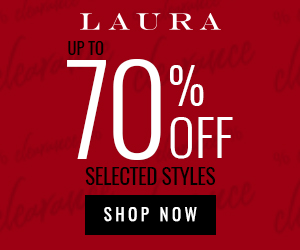 Stock Up On Stylish Summer Sales With Up To 70% Off Select Styles on Laura.ca. Shop now! (ends 8/26)