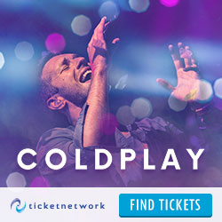 Colplay Tickets