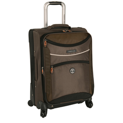 -Timberland Rt. -4 20 Inch Expandable Spinner Suitcase Now Only $64.97 Org. $340.00 Plus Free Shipping Use Promo Code TBRT at checkout.