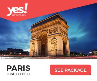 Yes Getaways - Paris