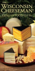 The Wisconsin Cheeseman - Delicious Food Gift