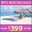 Best Beaches from $399 w/ Air