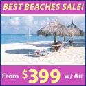 Best Beaches from $399 w/ Air