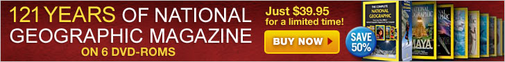 Save $10 on the Complete National Geographic