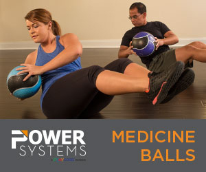 CO2Fit Recommends Medicine Balls at Power Systems