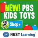 PBS Kids Toys 125x125