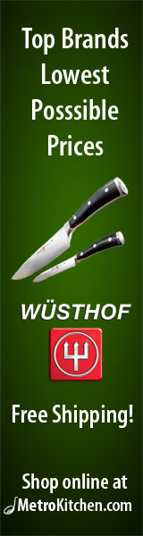 Wusthof on Sale from MetroKitchen