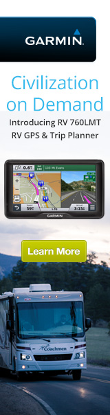 garmin for RV campers