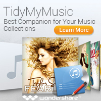 Wondershare TidyMyMusic for Mac