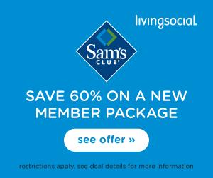 Sams Club Membership Deal Live for 2014