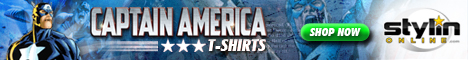 Captain America T-Shirts and More