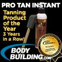 Pro Tan Competition Color